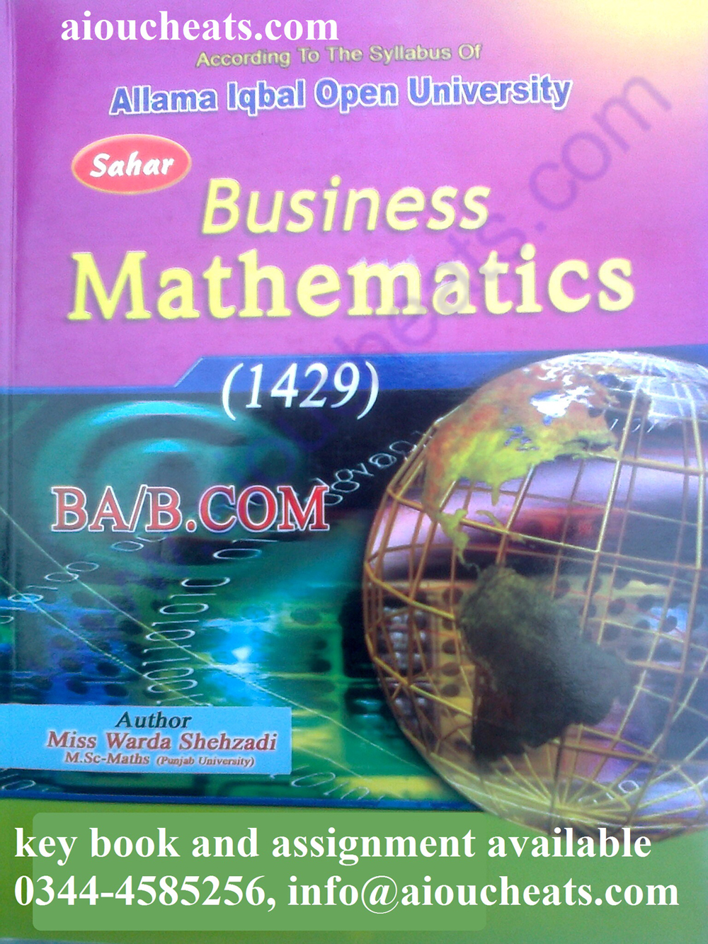 mib business mathematics assignment Applications of mathematics in business give a new to calculating business factors easily the mathematics concepts help business owner to make short term and long term planning and make decisions we can get an overall view of future time in business.